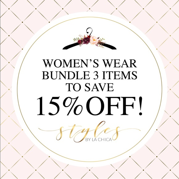 Shoes - ‼️Bundle 3 Items to save 15% OFF ‼️